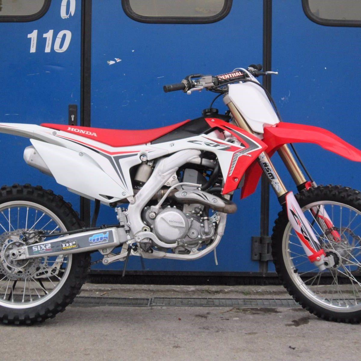 HONDA CRF 450 RF