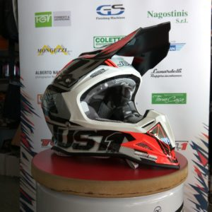 Casco cross NSM