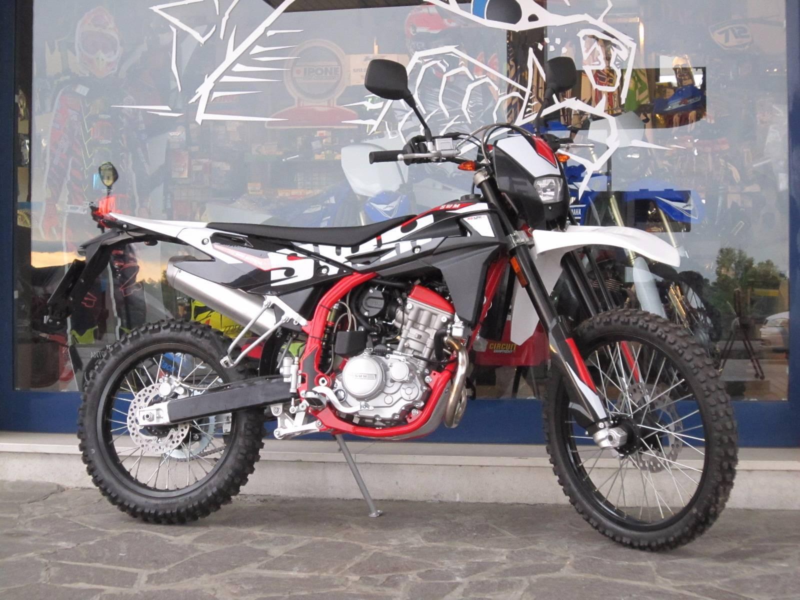 SWM RS 125